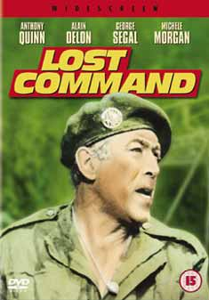 LOST COMMAND (DVD) - Mark Robson