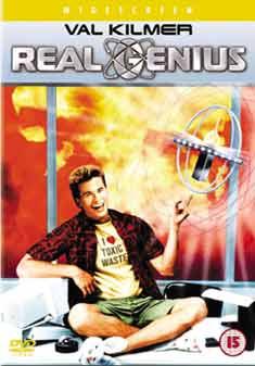 REAL GENIUS (DVD)