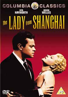 LADY FROM SHANGHAI (DVD) - Orson Welles