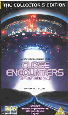 CLOSE ENCOUNTERS OF THE 3RD KIND (DVD) - Steven Spielberg