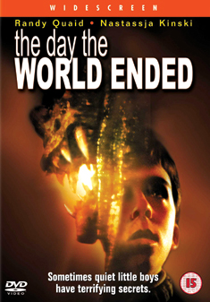 DAY THE WORLD ENDED (DVD) - Terence Gross