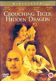CROUCHING TIGER HIDDEN DRAGON. (DVD) - Ang Lee