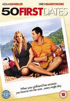 50 FIRST DATES (DVD)
