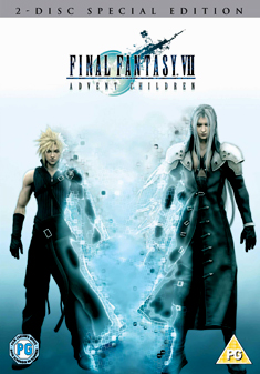 FINAL FANTASY VII ADVENT CHILD (DVD)