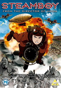 STEAMBOY (DVD)
