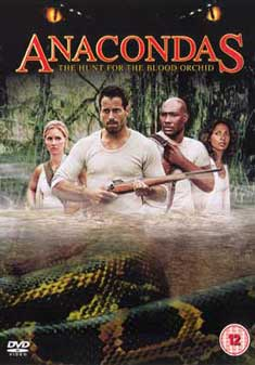 ANACONDAS-HUNT BLOOD ORCHID (DVD)