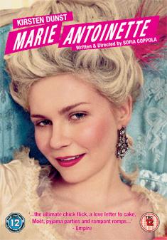 MARIE ANTOINETTE (DVD) - Sofia Coppola