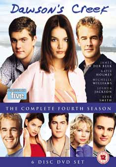 DAWSONS CREEK-SEASON 4 (DVD)