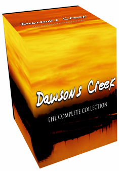 DAWSONS CREEK-SEASONS 1-6 SET (DVD)