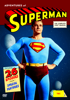 ADVENTURES OF SUPERMAN-SER.1 (DVD)