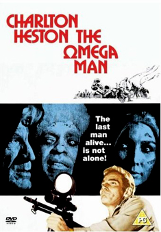 OMEGA MAN (DVD) - Boris Sagal