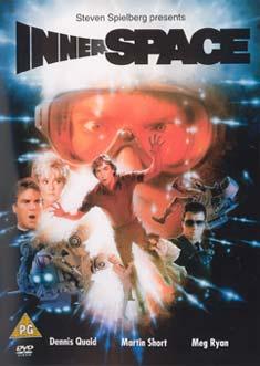 INNERSPACE (DVD) - Joe Dante