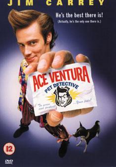 ACE VENTURA-PET DETECTIVE (DVD)