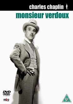 MONSIEUR VERDOUX (CHAPLIN) (DVD) - Charlie Chaplin