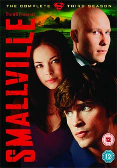 SMALLVILLE-SEASON 3 BOX SET (DVD)