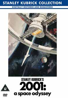 2001 A SPACE ODYSSEY (DVD) - Stanley Kubrick