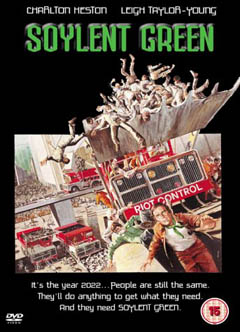 SOYLENT GREEN (DVD) - Richard Fleischer