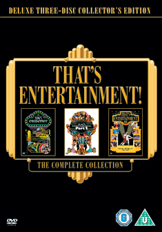 THAT'S ENTERTAINMENT BOX SET (DVD)