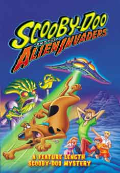SCOOBY DOO-& THE ALIEN INVADER (DVD)