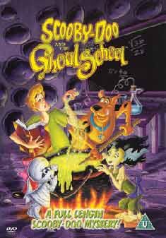 SCOOBY DOO-& THE GHOUL SCHOOL (DVD)