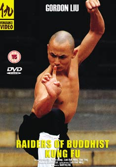 RAIDERS OF BUDDHIST KUNG FU (DVD)