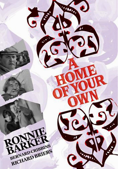 RONNIE BARKER-HOME OF YOUR OWN (DVD)