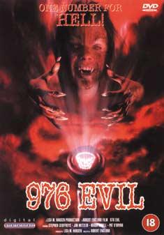 976 EVIL                      (DVD)