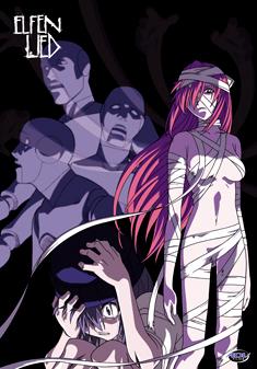 ELFEN LIED VOLUME 3 (DVD)
