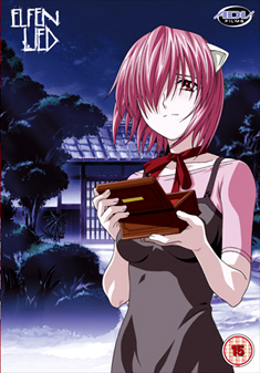 ELFEN LIED VOLUME 4 (DVD)