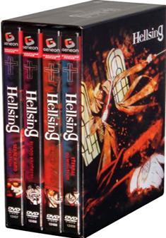 HELLSING BOX SET (DVD)