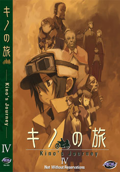 KINO'S JOURNEY VOLUME 4 (DVD)