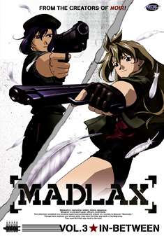 MADLAX VOL.3 (DVD)