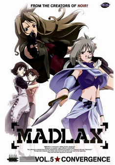 MADLAX VOL.5 (DVD)
