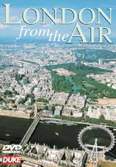 LONDON FROM THE AIR (DVD)