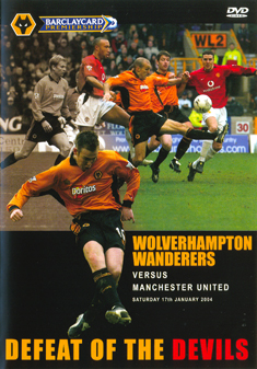 WOLVES V MAN UTD.-DEFEAT DEVIL (DVD)