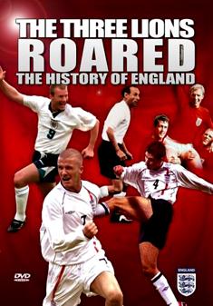 THREE LIONS-HISTORY OF ENGLAND (DVD)
