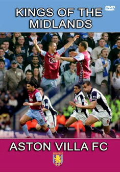 ASTON VILLA-KINGS OF MIDLANDS (DVD)
