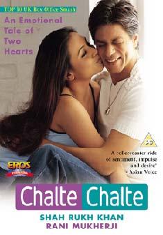 CHALTE CHALTE (DVD)