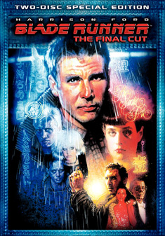 BLADE RUNNER FINAL CUT (DVD) - Ridley Scott