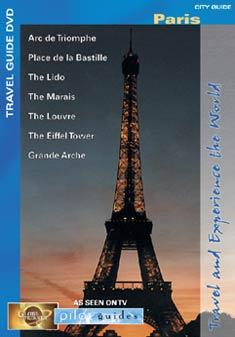 PARIS-CITY GUIDE (DVD)