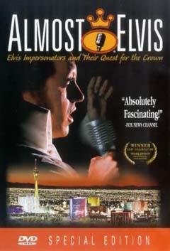 ALMOST ELVIS (DVD)