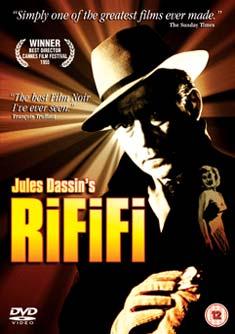 RIFIFI (DVD) - Jules Dassin