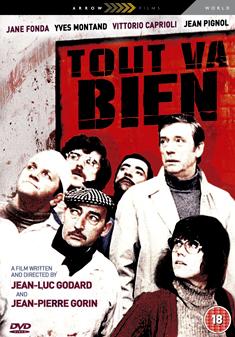TOUT VA BIEN (DVD) - Jean-Luc Godard, Jean-Pierre Gorin