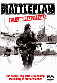 BATTLEPLAN-COMPLETE SERIES (DVD)