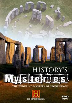 MYSTERIES-MYSTERY/STONEHENGE (DVD)