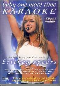BRITNEY SPEARS KARAOKE. (DVD)