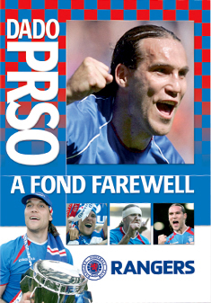 DADO PRSO-A FOND FAREWELL (DVD)