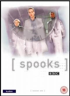 SPOOKS-COMPLETE SEASON 1 (DVD)
