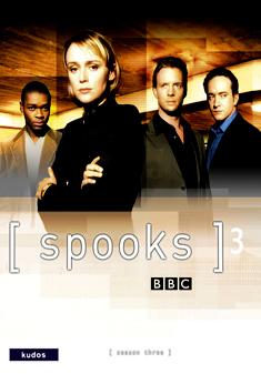 SPOOKS-COMPLETE SEASON 3 (DVD)