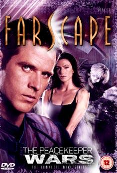 FARSCAPE 5-PEACEKEEPER WAR (DVD)